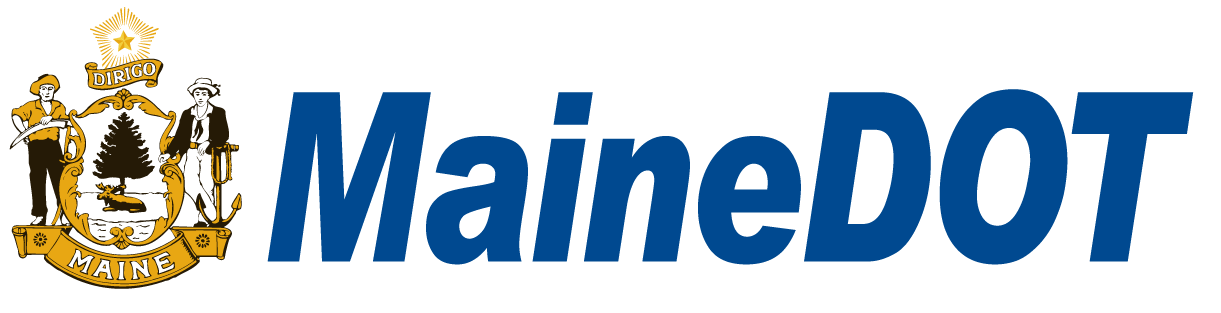 MaineDOT agency logo